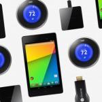 Google Chromecast und Nexus Geräte im Play Store in der Schweiz erhältlich