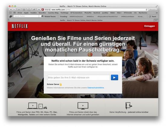 Netflix-Swiss