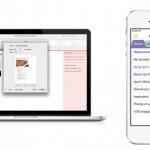 OneNote für Mac und iPhone mit grossem Update