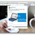 Twitter.com unterstützt nun mehrere Bilder pro Tweet