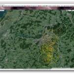 Blitzeinschläge in Echtzeit auf Google Maps anzeigen lassen