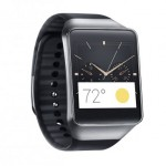 Samsung stellt Gear Live Android-Wear Smartwatch vor