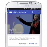 Google I/O 2014: Offizielle Android App veröffentlicht