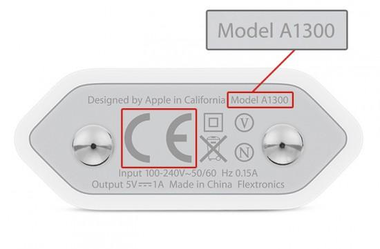 iPhone USB Netzteil