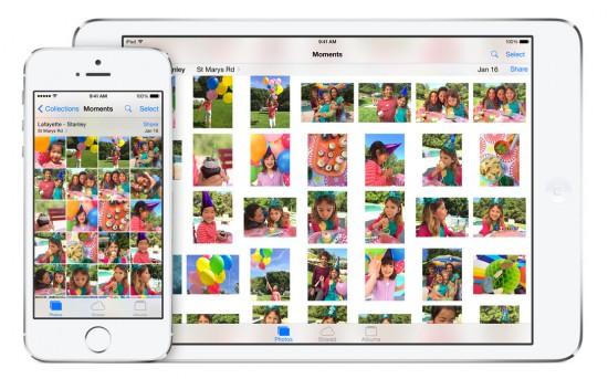 iOS8-Foto-App