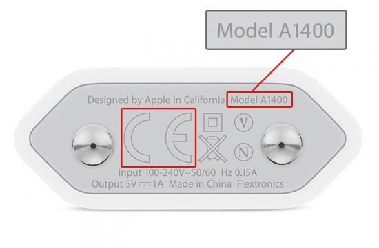 iPhone USB Netzteil neu