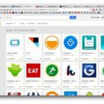 Android Wear Apps mit eigenem Bereich im Google Play Store