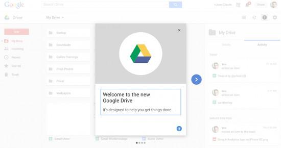 Google-Drive-New-Design