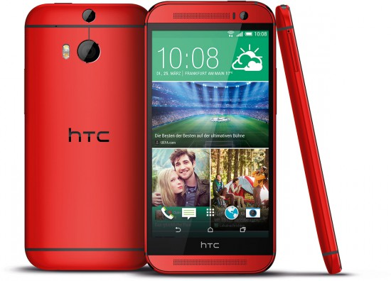 HTC-One-M8-Glamour-Red