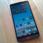 LG G3 erhält neues Firmware Update gegen Abschalt-Bug
