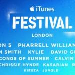 Apple kündigt iTunes Festival London 2014 im September an