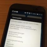 HTC One M8 erhält Update auf Android 4.4.3