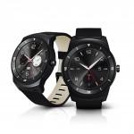 LG stellt runde G Watch R vor
