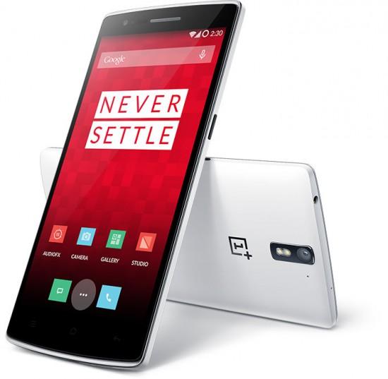 OnePlus One White