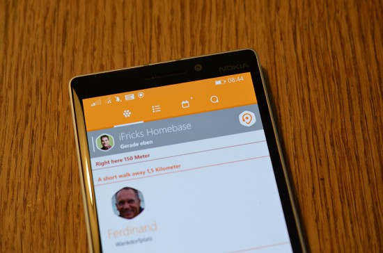 Swarm-on-Windows-Phone