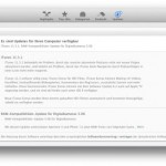 iTunes 11.3.1 Update behebt Probleme mit Podcasts