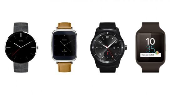 Google-Wear-Smartwatches