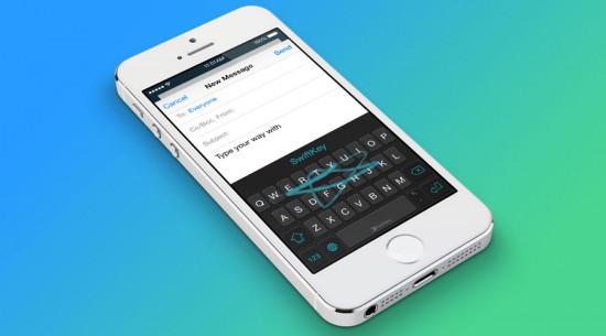 SwiftKey für iOS 8