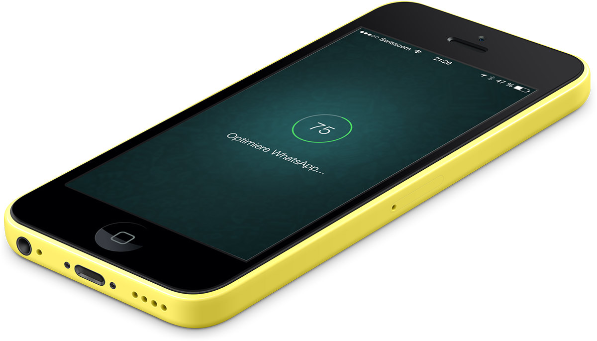 WhatsApp on iPhone 20C   iFrick.ch   Nothing but TechiFrick.ch ...