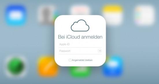 iCloud-Login-Screen