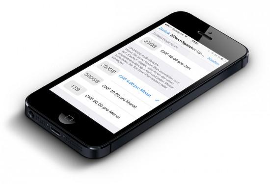 iCloud-Tarife-on-iPhone-5