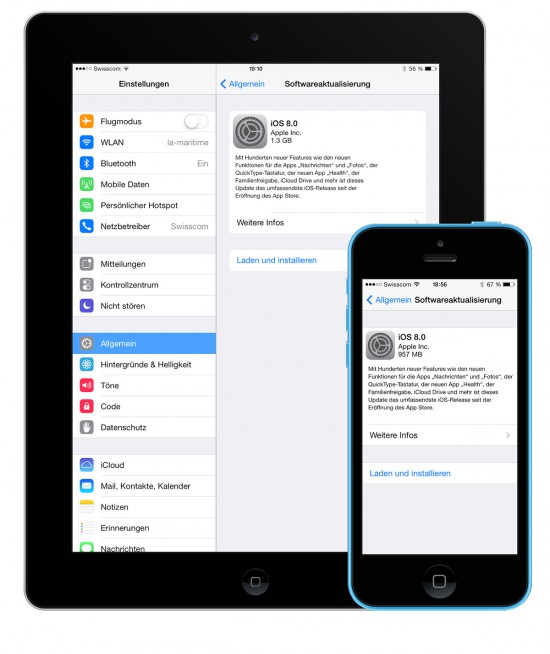 iOS-8-Update-on-iPhone-and-iPad