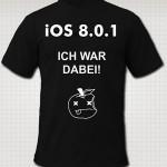 Apple veröffentlicht Anleitung zum Downgrade auf iOS 8.0