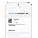 Apple veröffentlicht iOS 8.0.2