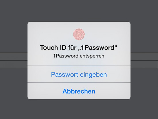 1Password-Touch-ID