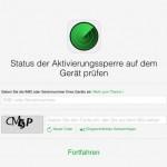 Apple: Status der Aktivierungssperre kann im Web überprüft werden
