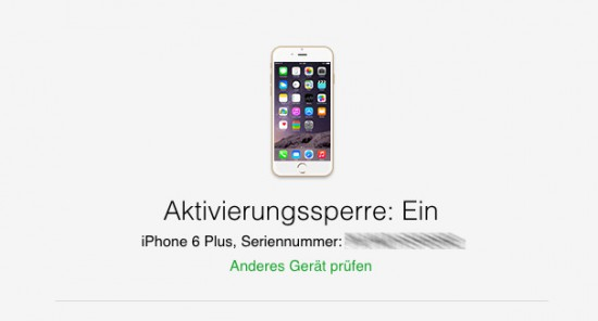 Apple-Aktivierungssperre-Check-iPhone