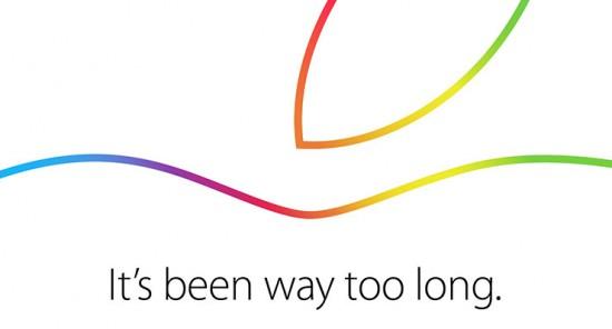 Apple iPad Event 2014