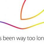 Apple lädt am 16. Oktober zum iPad Event
