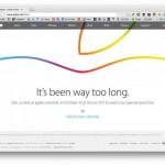 Apple überträgt iPad Event als Livestream