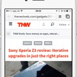 Google Chrome für iOS: Update bringt Unterstützung für iPhone 6