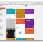 Google Chrome mit neuem Lesezeichenmanager