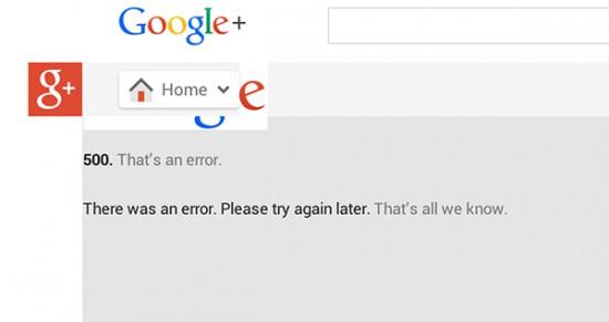 Google+ Offline