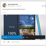 Google+ bringt Umfrage Funktion