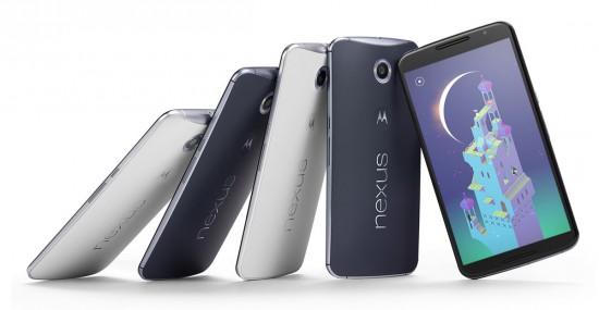 Nexus-6-Colors