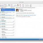 Microsoft veröffentlicht neues Outlook für den Mac