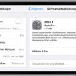 """Apple veröffentlicht iOS 8.1 – """"Alle Fotos"""" kommt zurück"""