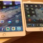 iPad Air 2 und iPad Mini 3 im Test: Top Hardware beim Air, kaum Neuerungen beim Mini
