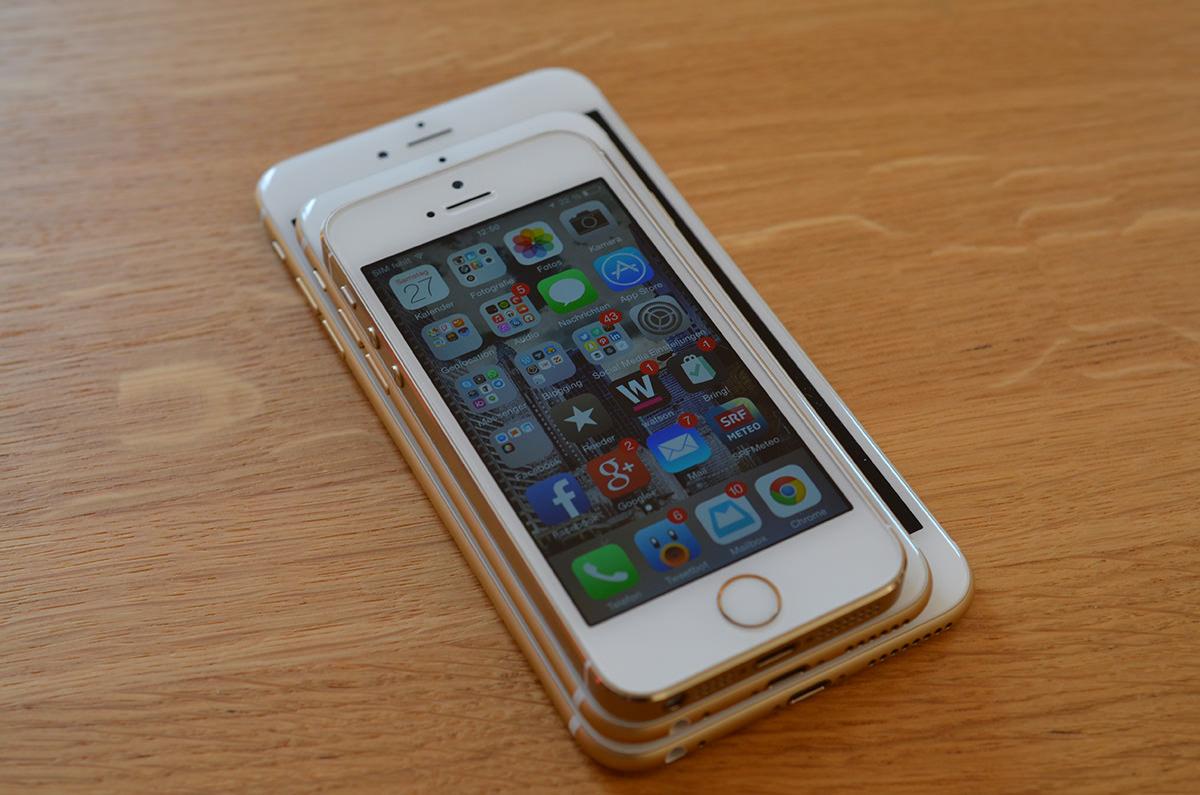 Iphone 6s posteingang zahl geht nicht weg