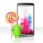 LG G3: Update auf Android 5.0 Lollipop wird verteilt