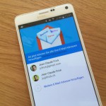 Gmail 5.0 ist da: Material Design und Unterstützung für externe Mailkonten