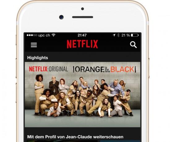 Netflix-on-iPhone-6