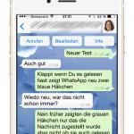 WhatsApp: Neuer Gelesen-Status mit blauen Haken