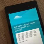 Android 5.0.1: OTA-Update wird verteilt