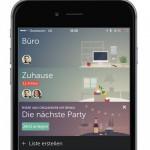 Bring! Einkaufs-App: Update bringt mehrere Listen