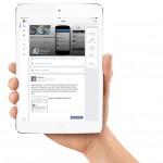 Facebook-Seitenmanager: Update bringt neues Design für das iPad
